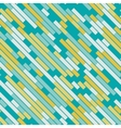 Seamless Parallel Geometric Rectangle vector image vector image