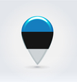 Estonian icon point for map