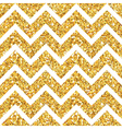 Golden Geometry Glitter Background vector image vector image