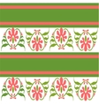 Seamless ornament in color 89 vector image