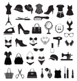Fashion accessories - vector image