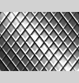 abstract metal mesh surface vector image vector image