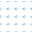engagement rings icon pattern seamless white vector image vector image