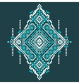 Tribal Aztec vintage seamless pattern vector image vector image