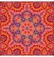Abstract ethnic seamless pattern vector image vector image