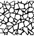 geometric seamless simple pattern vector image vector image