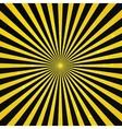 Retro Vintage Grunge Hypnotic Background vector image vector image