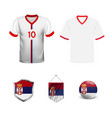 group soccer fans football team of vector image vector image