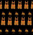 Oktoberfest lederhosen seamless pattern