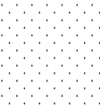 Sesame seeds black seamless background pattern vector image vector image