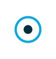 adjust icon colored symbol premium quality vector image