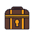 chest icon image vector image