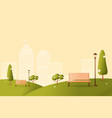 park texture style concept vector image