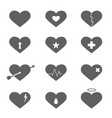 icons set 5 vector image