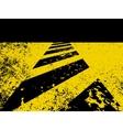 grung hazard stripes vector image vector image