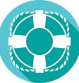 Lifesaver Icon vector image