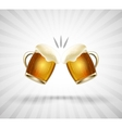 Cheers icon vector image