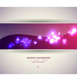 Abstract Fantasy Background vector image vector image