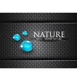 industrial nature vector image vector image