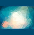 abstract low poly background geometry triangle vector image