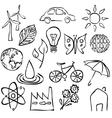 environment sketch images vector image vector image
