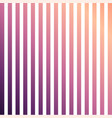 seamless pastel stripes pattern with violet vector image