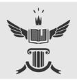 Symbol Book vector image vector image