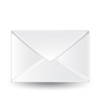 Closed Envelope vector image