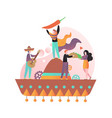 mexico culture concept for web banner vector image