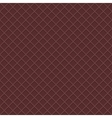 Chocolate waffles seamless background vector image vector image