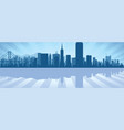 San francisco skyline vector | Price: 1 Credit (USD $1)