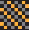 abstract chess squares geometric pattern vector image