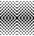 abstract grid mesh pattern with intersecting vector image vector image