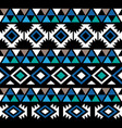 hawaiian tribal seamless pattern design vector image vector image
