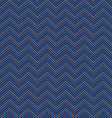 Chevron Pattern vector image vector image