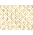 golden texture seamless geometric pattern vector image vector image