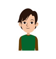 man character male avatar people icon vector image vector image