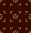 pattern tile vector image