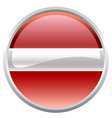 Latvia flag vector image vector image