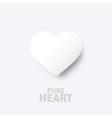 5 6 2016 heart vector image