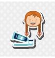 Dental Health design vector image vector image