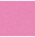 Valentine Seamless Pattern with Pink Hearts vector image