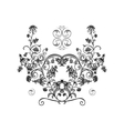 Abstract floral ornament 151209 vector image