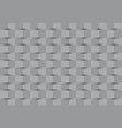 grey abstract texture background 3d paper style vector image vector image