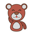 bear baby animal funny image vector image vector image