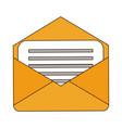 Envelope mail symbol