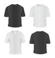 t-shirt for men vector image