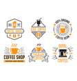 car badge and logo good for print vector image vector image