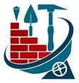 Construction symbol vector image