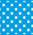 rolls of paper pattern seamless blue vector image vector image